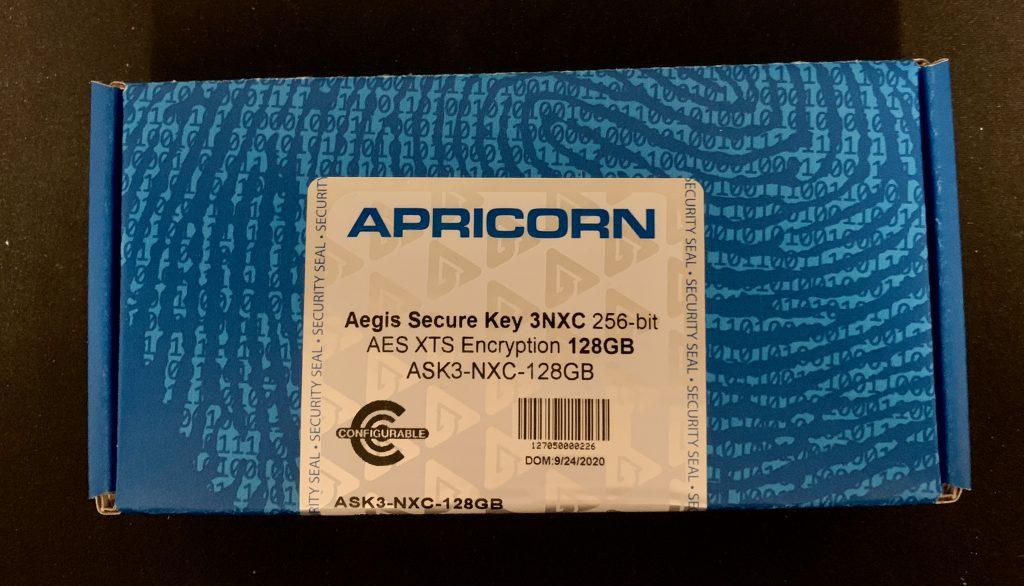 Secure Key 3NXC Box