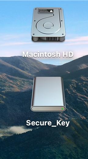 Aegis Secure Key 3NXC Desktop Icon