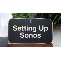 Setting Up Sonos