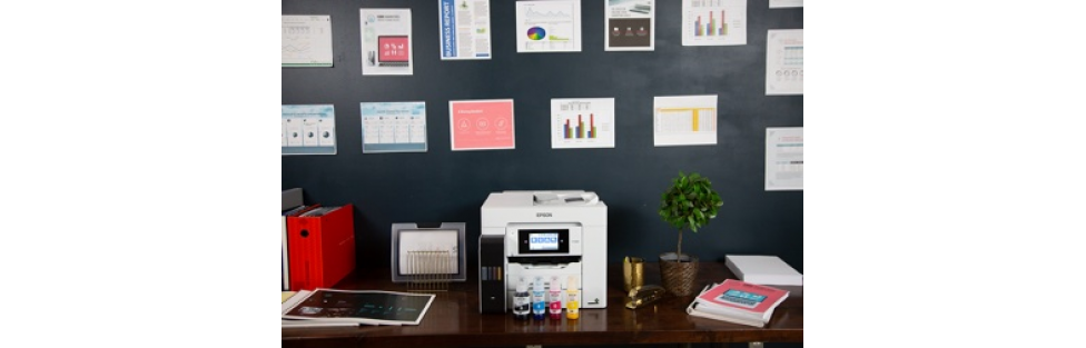 Epson #EcoTankSweepstakes Spotlights Small Businesses in Honor of National Be Heard Day
