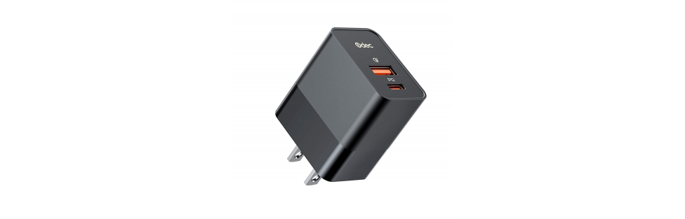 Odec 20W Dual Port Wall Charger