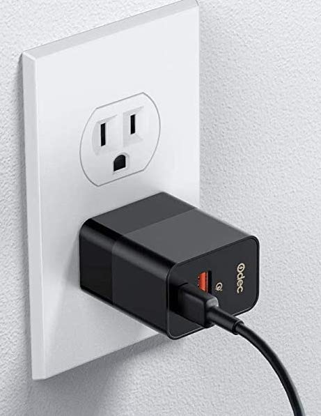 Odec OD-A2 Wall Charger in Outlet