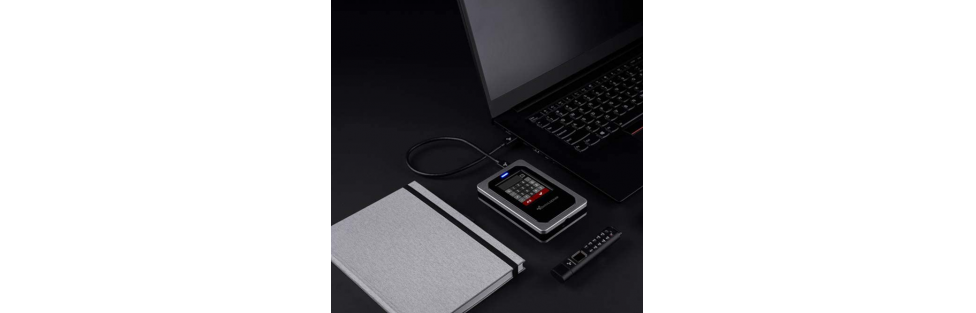 DataLocker DL4-FE Encrypted SSD