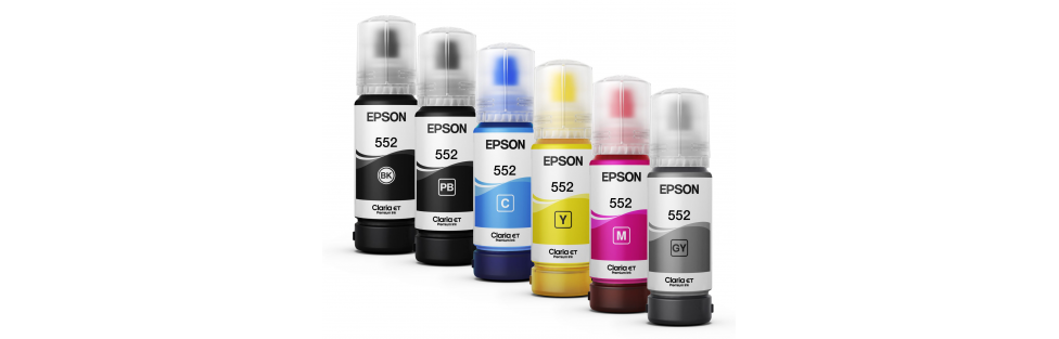 Epson Expands EcoTank Cartridge-Free Supertank Portfolio with New Six-Color Photo Printer Series and Expansion of Pro Printers for SMBs