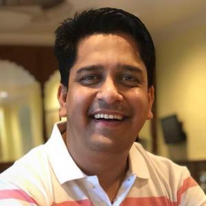 Ravi Sharma_CEO Webomaze