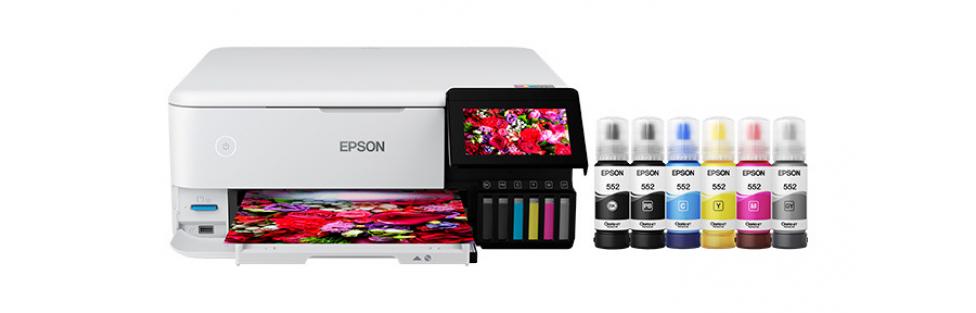 Epson EcoTank ET-8500 Photo Printer – Part 1