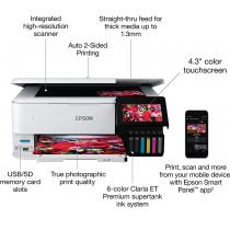 Epson ET-8500 - Feature 2